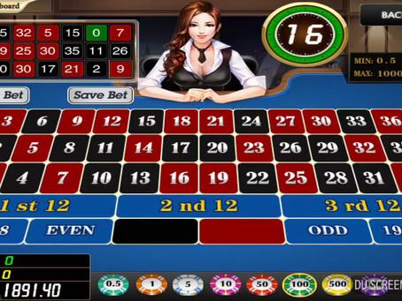 Tips dan Strategi Main Roulette Live 918Kiss