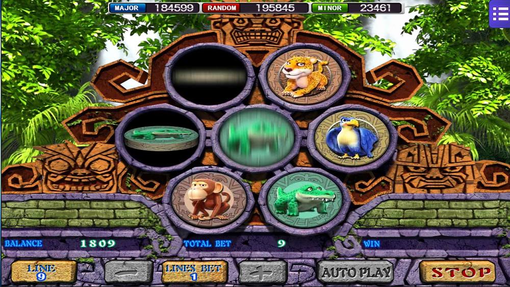 Jungle Slot Mega888