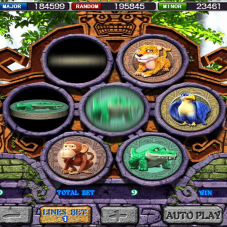Strategi Main Jungle Spirit Mega888