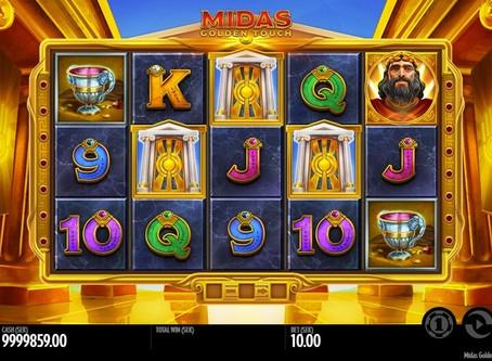 Tips Main Midas Golden Touch Slot Online Slot Mega888
