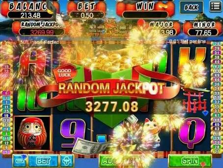 Petua dan Cara Main Mega888 Online Slots