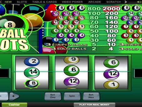 Panduan Main 8 Ball Online Slot 918Kiss/SCR888