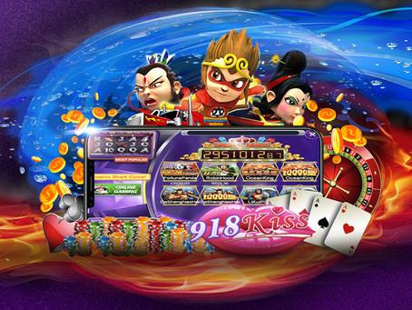 Perbezaan Online Casino Pussy888 & 918Kiss/SCR888