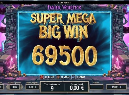Tips Main Dark Vortex Mega888