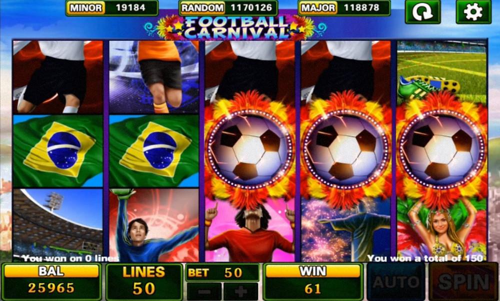 918Kiss/SCR888 Football Carnival