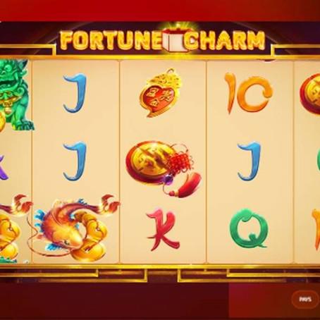 Cara Main Fortune Charm Mega888