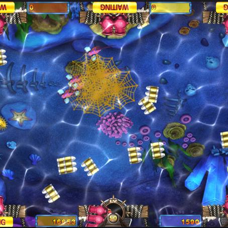Teknik Main Fishing Star Online Slot di 918Kiss/SCR888