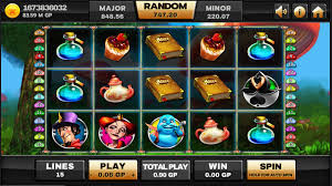 Cara & Panduan Main Alice Slot Mega888