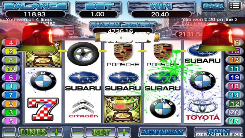 Rally 918Kiss/SCR888