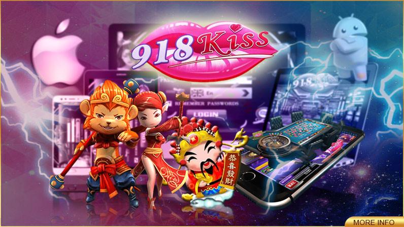 918Kiss/SCR888 Malaysia