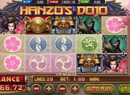 Tips Main Hanzo Dojo Mega888 Slot