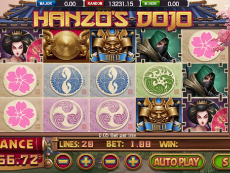 Tips Main Hanzo Dojo Mega888 Slot