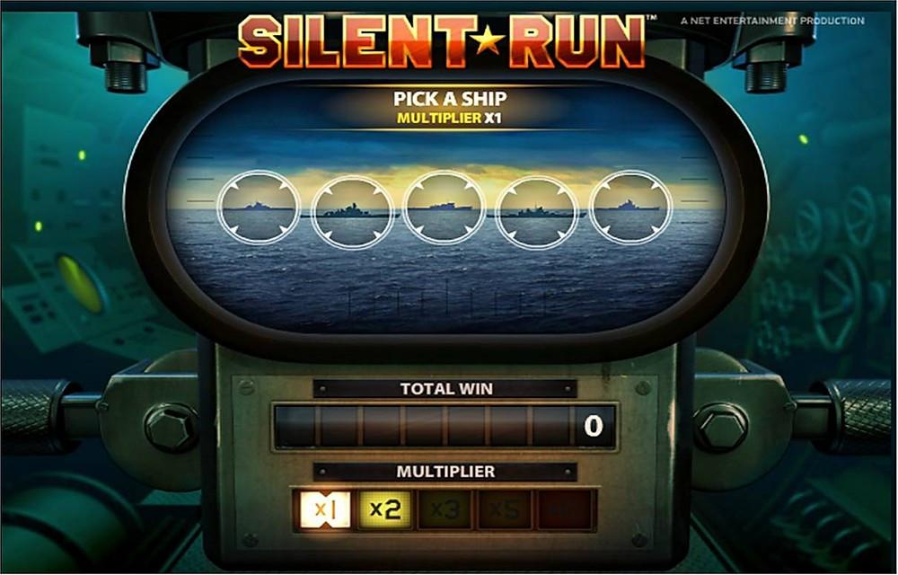 Silent Run Mega888