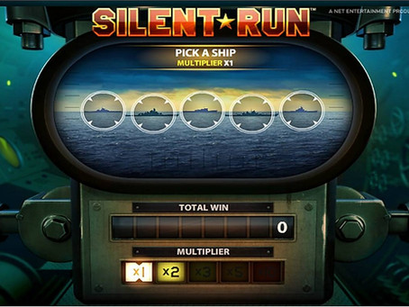 Tips Main Silent Run Slot Mega888