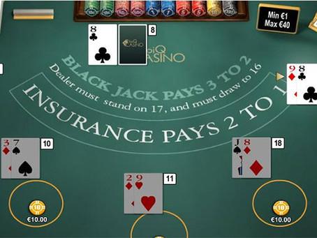 Cara Mengira Kad Di Blackjack Online Casino