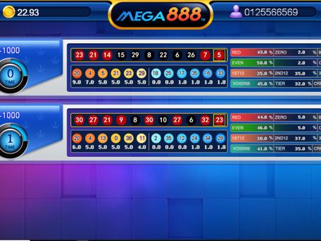 Cara Menang Roulette di Mega888