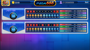 Mega888 Roulette