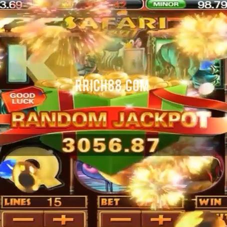 Tips Dapat Random Jackpot 918Kiss/SCR888