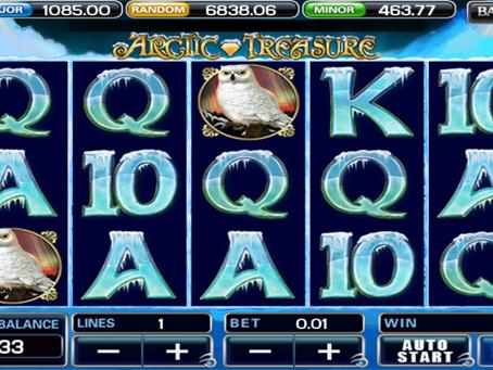 Cara Menang Artic Treasure Slots di Pussy888