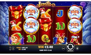 918Kiss Santa Slot
