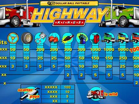 Tips yang Anda Perlu Tahu Main Slot Highway King 918Kiss!