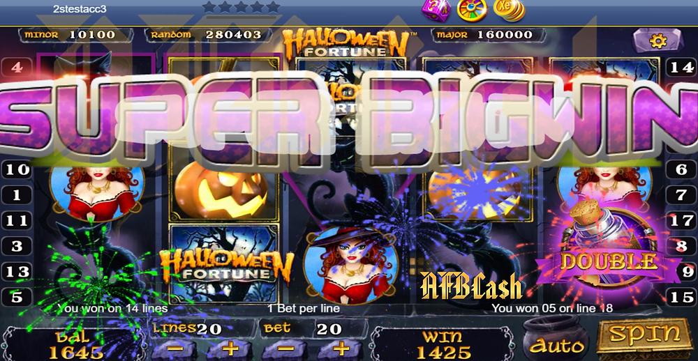 Halloween Xe88 & Mega888