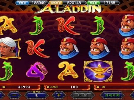 Tips & Trik Main Aladdin 918Kiss/SCR888 2020