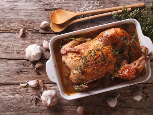 Annie's Famous roast chicken