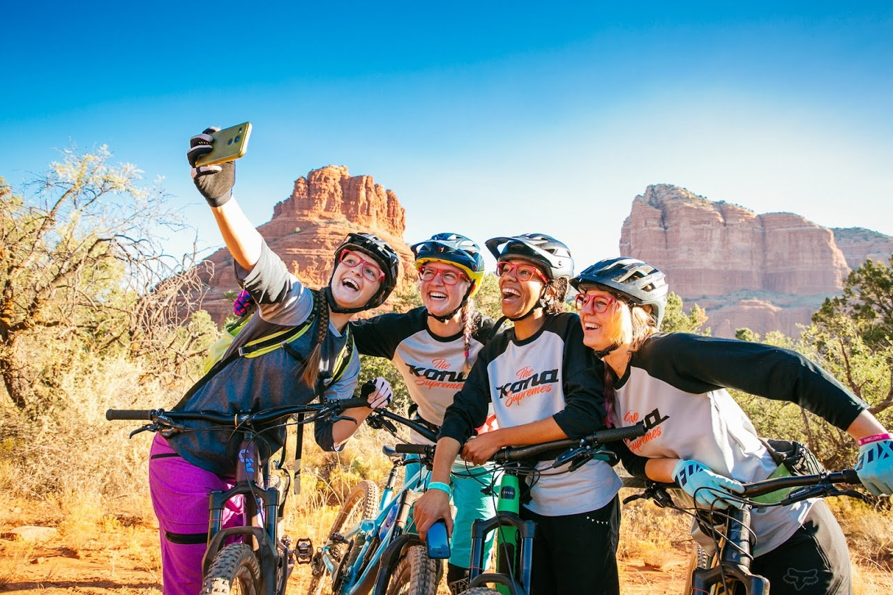 Roam Bike Fest_West_Selfie