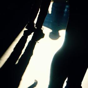 shadows downside-up, kzoo cty fair, 2017