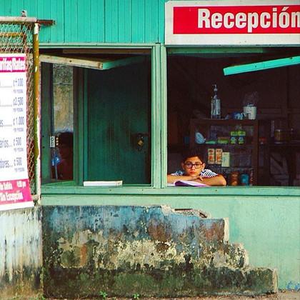 #Repost _onegreytoe_・・・_recepción, early january 2016, jaco, costa rica  #gramoftheday #gotd_1399 turquoise