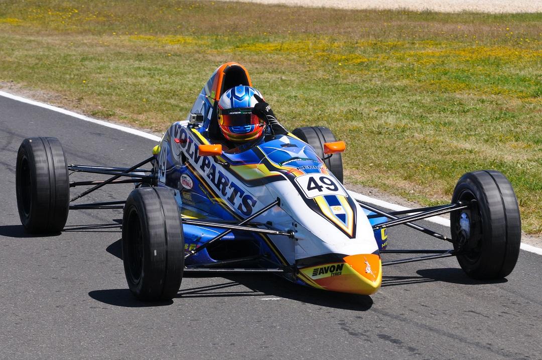 Formula Ford Phillip Island R6 2014