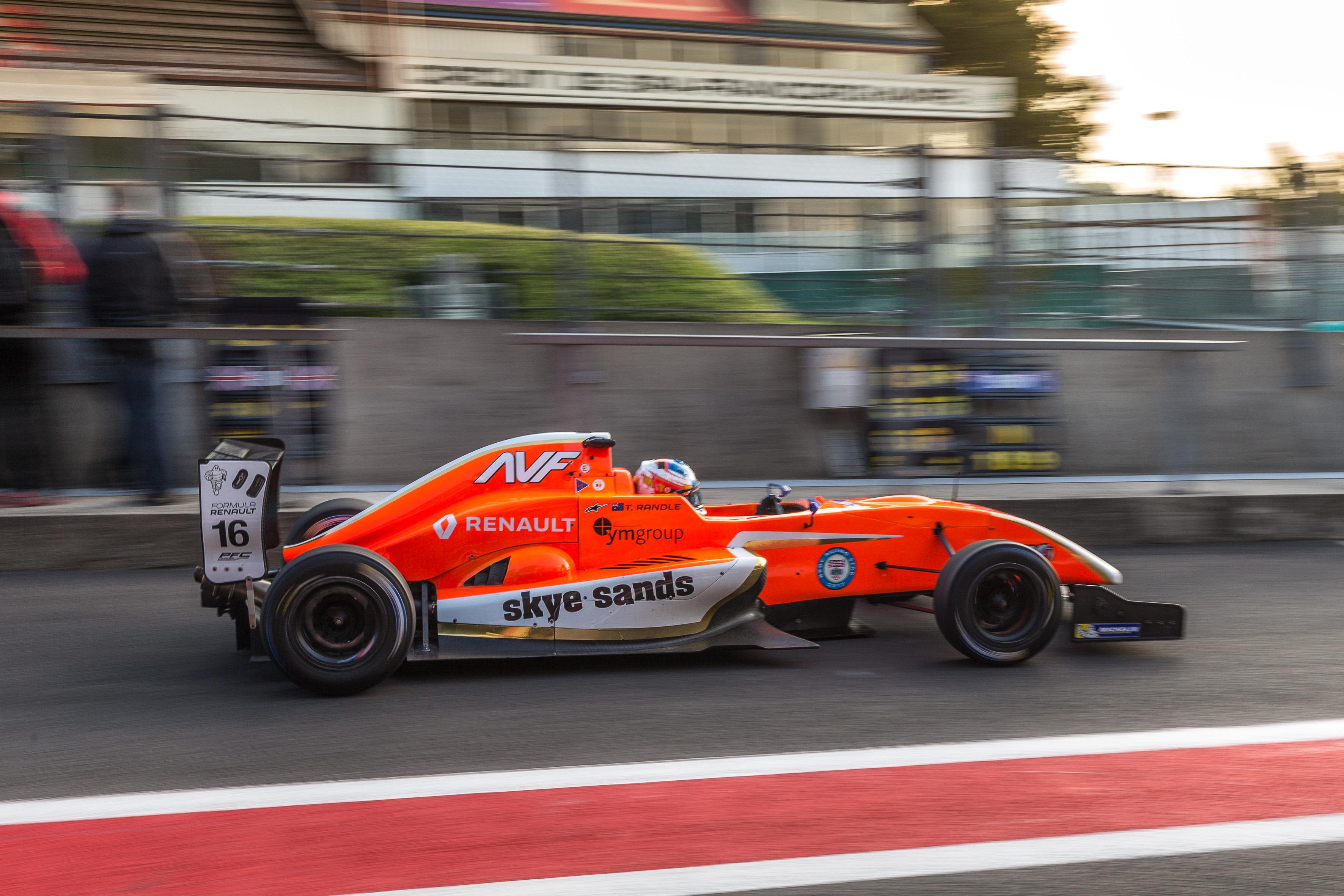 Renault Eurocup - R9 - Spa
