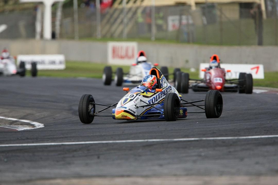 Formula Ford Mallala R1 2014