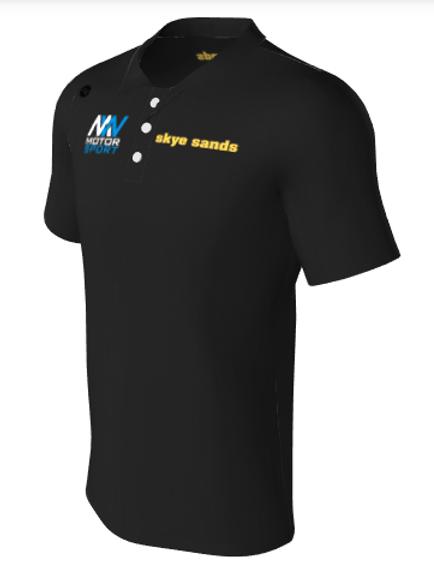 2020 Thomas Randle Skye Sands MW Motorsport Mens Polo