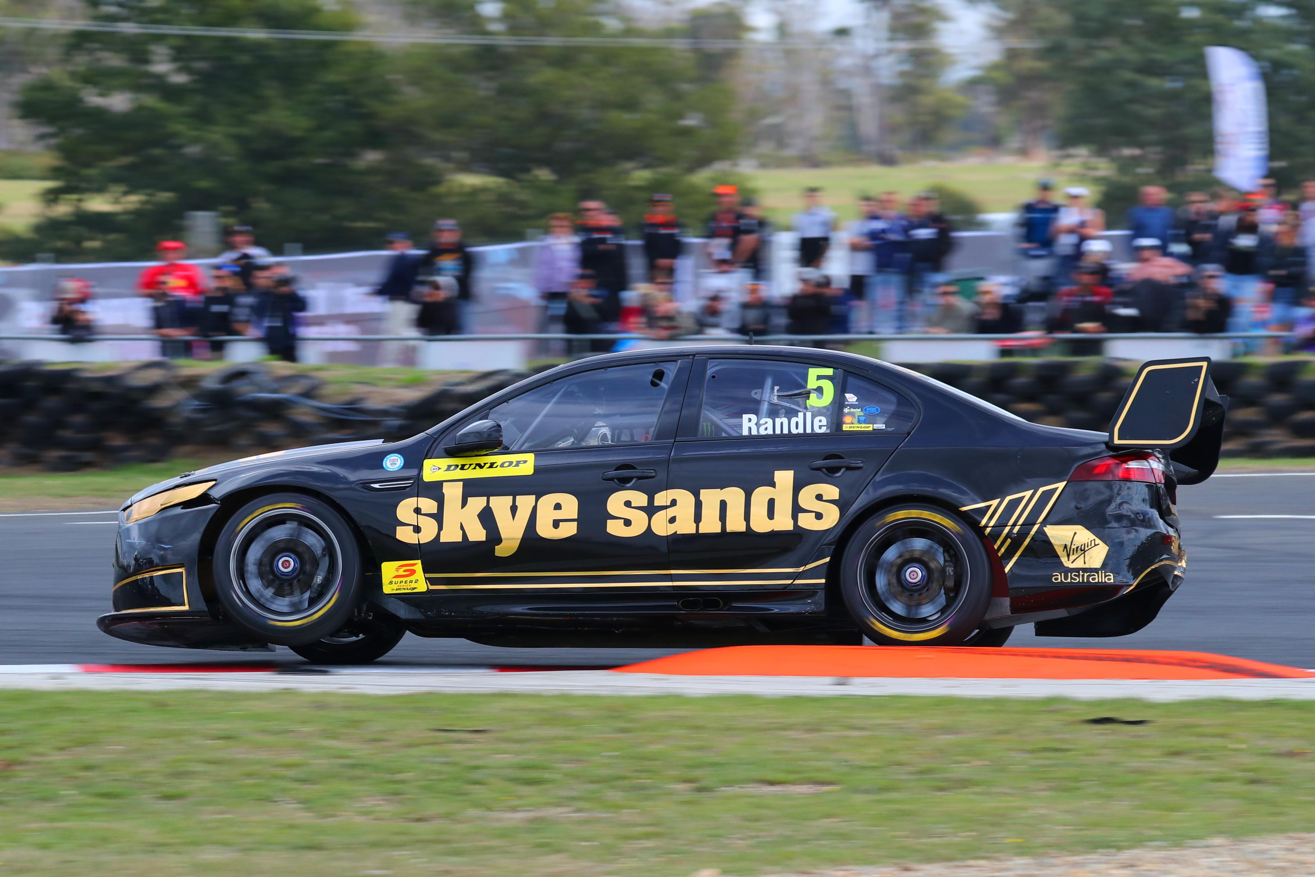 Dunlop Super2 - Round 2 - Symmons Plains