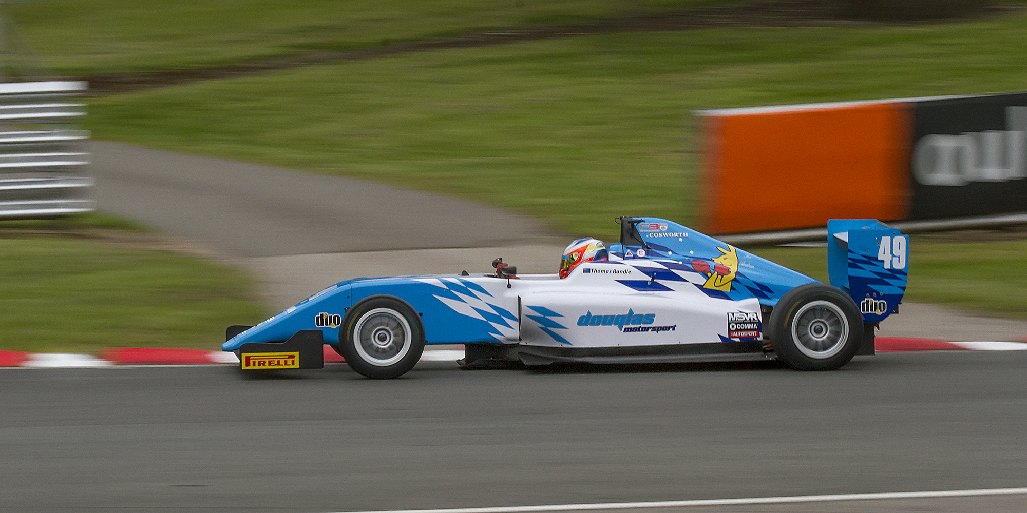 Thomas Randle - British F3