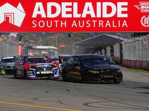 RANDLE READY TO GET DUNLOP SUPER2 CAMPAIGN BACK ON TRACK IN TASSIE