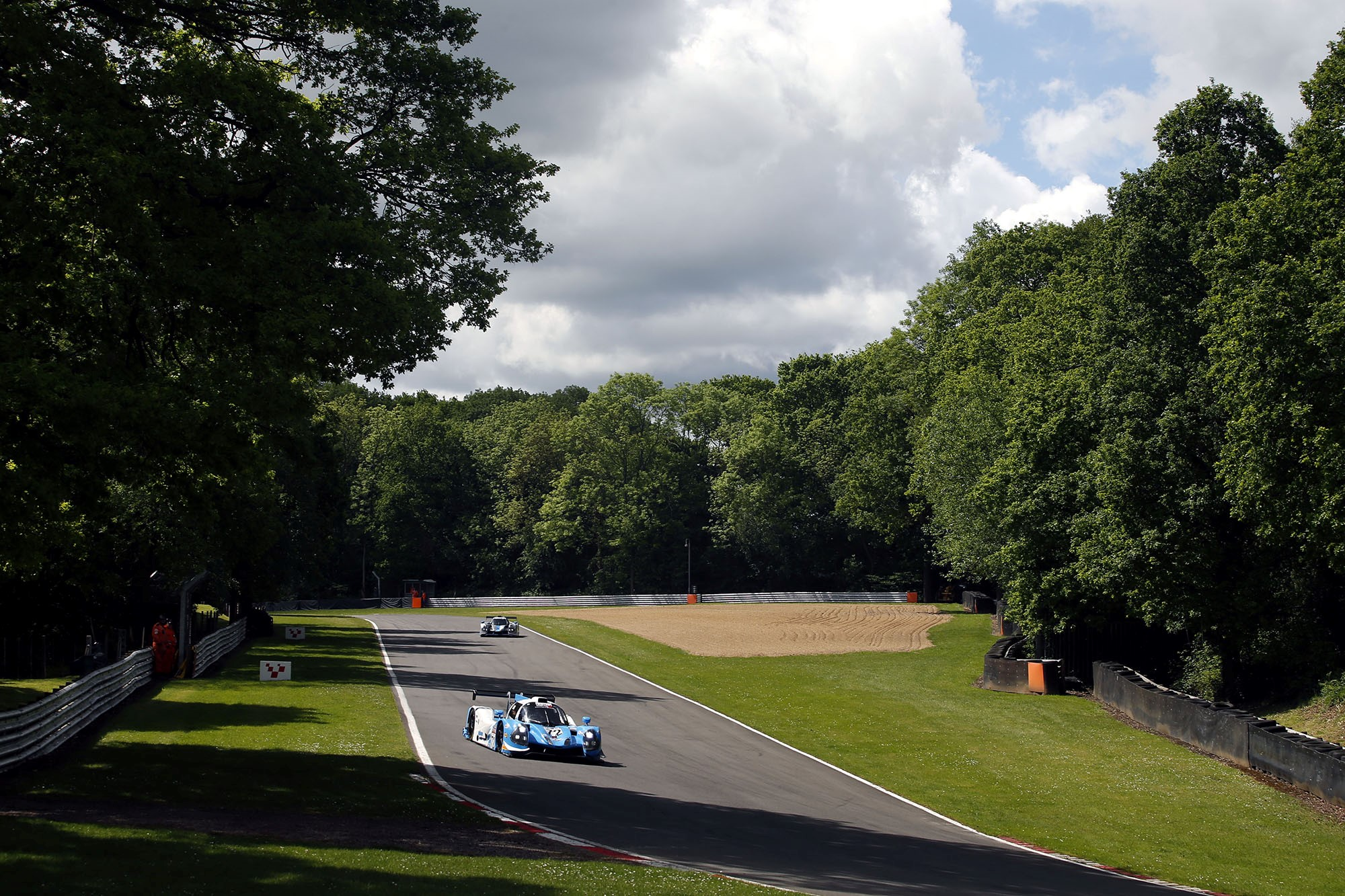 LMP3 - R2 - Brands Hatch GP