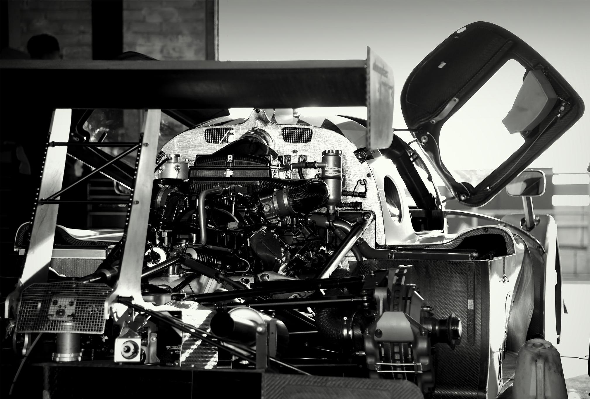 LMP3 - Snetterton - 30/11/16