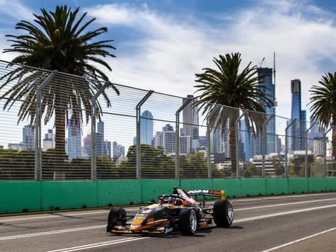THE AUS GP - MUCH ADO ABOUT NOTHING