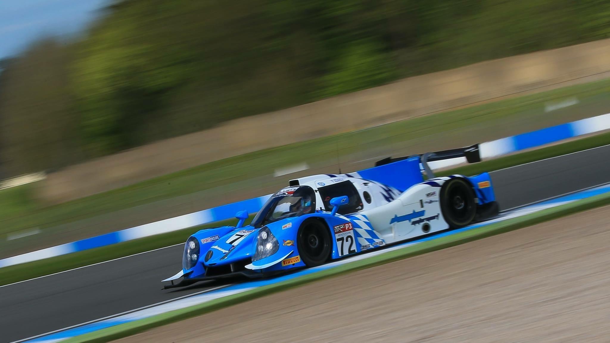 LMP3 - R1 - Donington
