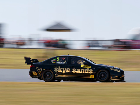 RANDLE AIMING FOR MORE SUCCESS IN SUPER2 IN TOWNSVILLE