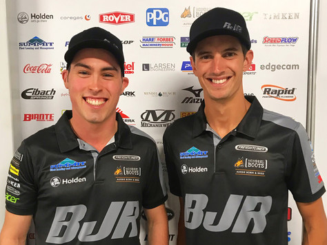 RANDLE JOINS PERCAT VYING FOR ENDURO CUP