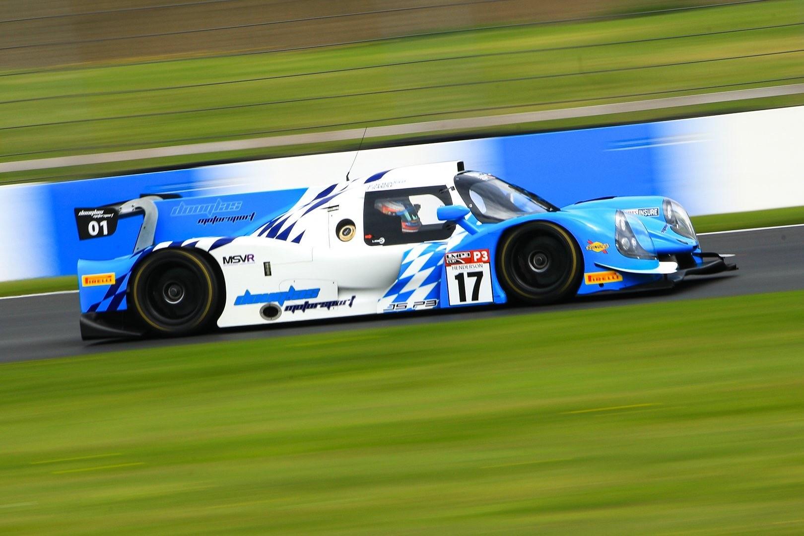 LMP3 Donington