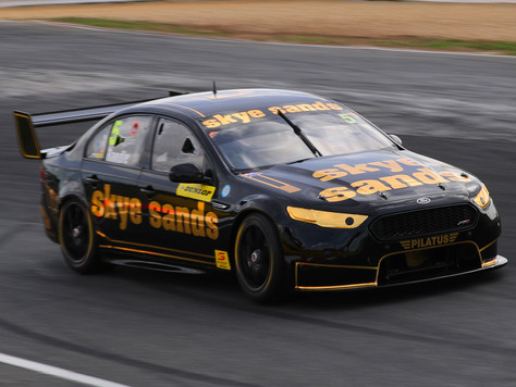 POSITIVE WEEKEND FILLED WITH CHALLENGES FOR RANDLE AT SYMMONS PLAINS