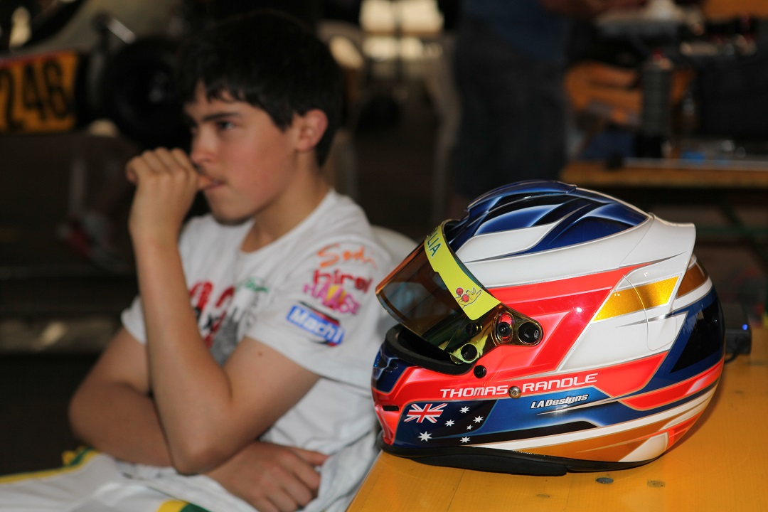 Rotax World Finals 2012 Portugal