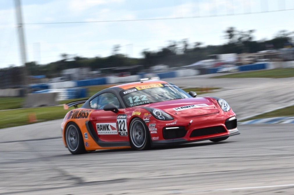 Porsche Cayman Sebring