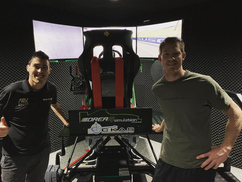 JACK RIEWOLDT TO USE DREAM SIMULATION FOR ESPORTS DEBUT