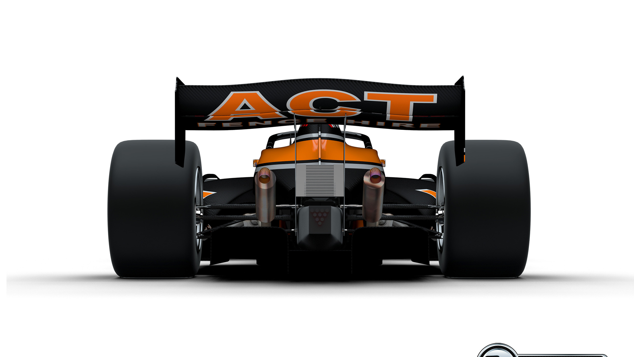 TR S5000 AGP rear
